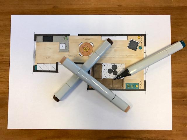 Verbouwen deel 1: interieurontwerp styling & trends