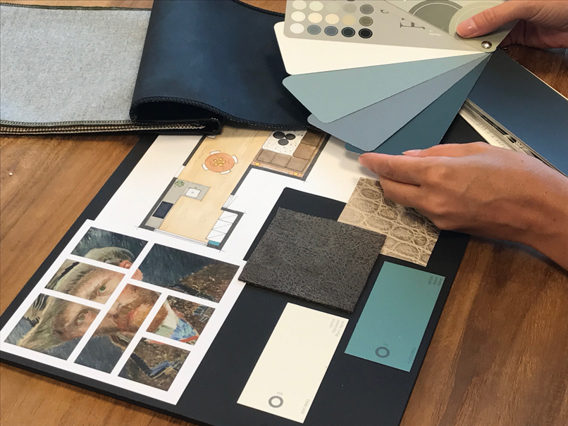 Interieur workshops - Styling & Trends
